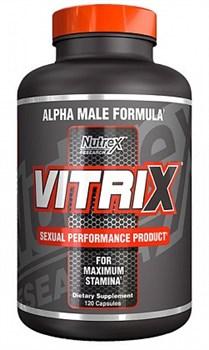 Nutrex - Vitrix Intrnational (120капс) - фото 4998
