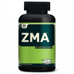 Optimum Nutrition ZMA (90капс) - фото 5002