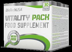 BioTech USA - Vitality Pack (30пак) - фото 5017