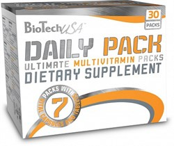 BioTech USA Daily Pack (30пак) - фото 5021