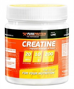 PureProtein - Creatine (200гр) - фото 5069