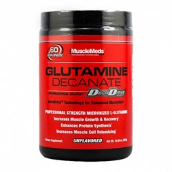 MuscleMeds Glutamine Decanate (300гр) - фото 5077