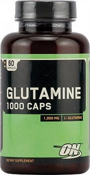 Optimum Nutrition Glutamine Caps 1000 mg (60капс) - фото 5079