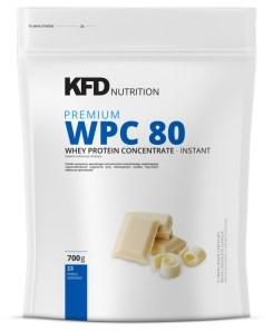 KFD Nutrition - Premium WPC80 (700гр) - фото 5105