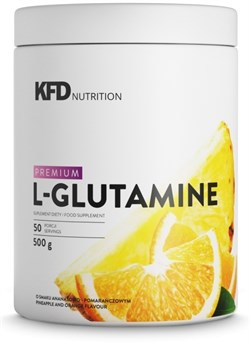 KFD Nutrition - L-Glutamine (500гр) - фото 5106