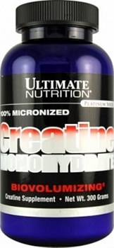 Ultimate Nutrition Creatine Monohydrate (300гр) - фото 5108