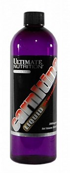 Ultimate Nutrition L-Carnitine Liquid (355мл) - фото 5109
