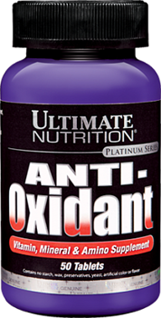 Ultimate Nutrition Anti-Oxidant (50таб) - фото 5111