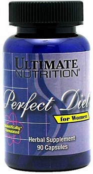 Ultimate Nutrition Perfect Diet for Women (90капс) - фото 5170