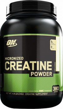 Optimum Nutrition Micronized Creatine Powder (2000гр) - фото 5172