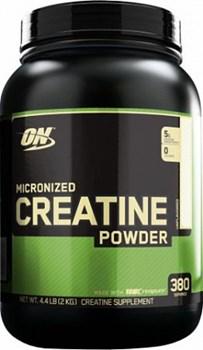 Optimum Nutrition Micronized Creatine Powder (2000гр) - фото 5172
