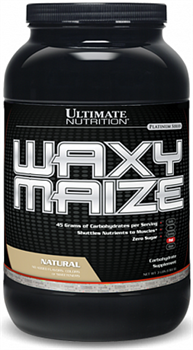 Ultimate Nutrition Waxy Maize (1361гр) - фото 5174
