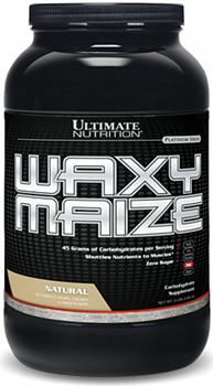 Ultimate Nutrition Waxy Maize (1361гр) - фото 5174