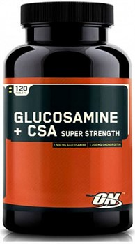 Optimum Nutrition Glucosamine Plus CSA Super Strength (120капс) - фото 5191