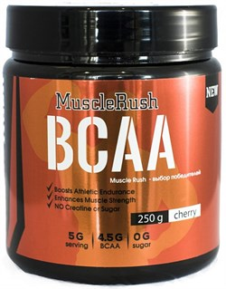 Muscle Rush BCAA (200гр) - фото 5225