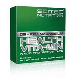 Scitec Nutrition - Health Vita-Min (54капс) - фото 5243