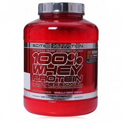 Scitec Nutrition - Whey Protein Professional (2350гр) - фото 5255