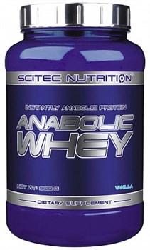 Scitec Nutrition - Anabolic Whey (900гр) - фото 5260