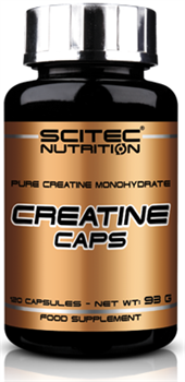Scitec Nutrition Creatine Caps (120капс) - фото 5269