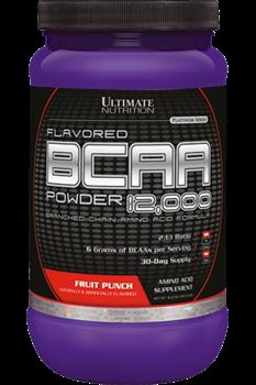 Ultimate Nutrition BCAA 12000 Powder (457гр) - фото 5280