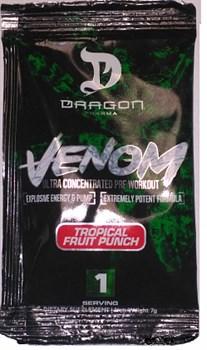 DragonPharmaLabs - Venom (1 порция) пробник - фото 5369