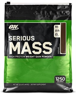 Optimum Nutrition Serious Mass (5455гр) - фото 5381