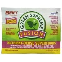 SAN Green Supreme Fusion (1 порция) пробник - фото 5414