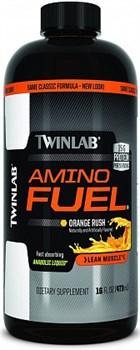 Twinlab Amino Fuel Liquid Original (474мл) - фото 5416