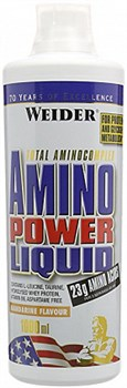 Weider Amino Power Liquid (1000мл) - фото 5440
