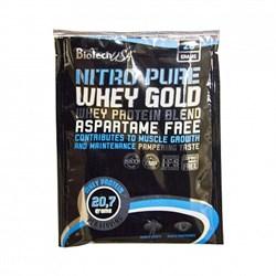 BioTech USA Nitro Pure Whey (1 порция) пробник - фото 5442