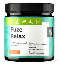 PureProtein - Fuze Relax (210 гр) - фото 5447