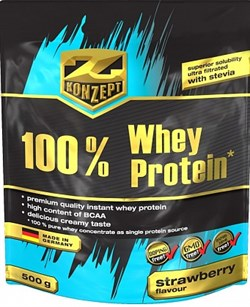 Z-Konzept Nutrition - 100% Whey Protein (2000гр) - фото 5476