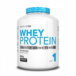 Nutricore - Whey Protein (2000гр) - фото 5478