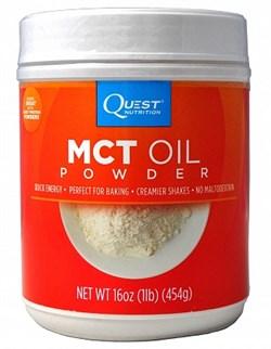 Quest Nutrition - MCT Oil Powder (450гр) - фото 5498