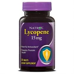 Natrol - Lycopene (30таб) - фото 5513