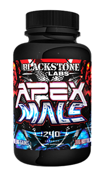 Blackstone Labs - Apex Male (240капс) - фото 5519