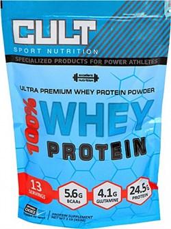 Cult - Whey Protein (453гр) - фото 5523
