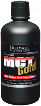 Ultimate Nutrition MCT Gold (1000мл) - фото 5539