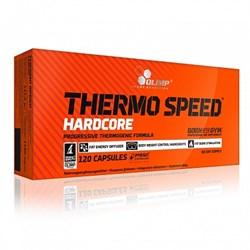 Olimp - Thermo Speed Hardcore Mega Caps (120капс) - фото 5583