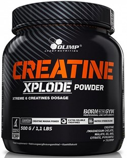 Olimp Creatine Xplode Powder (500гр) - фото 5594