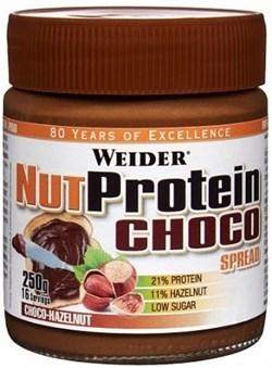 Weider Nut Protein Choco Spread (250гр) - фото 5597