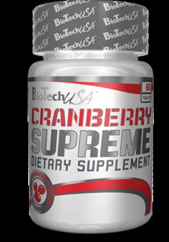 BioTech USA Cranberry Supreme (60таб) - фото 5603