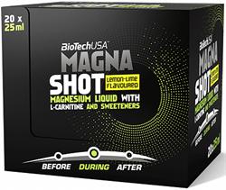BioTech USA MagnaShot (20амп) - фото 5629