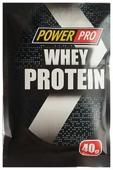 Power Pro Whey Protein (1 порция) пробник - фото 5633
