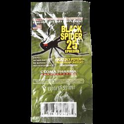 Cloma Pharma - Black Spider (1 порция) пробник - фото 5792
