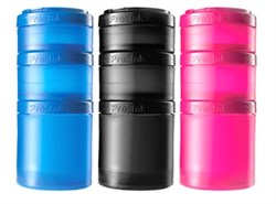 BlenderBottle - ProStak Expansion Pak Full Color (3 контейнера) - фото 5831