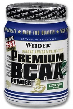Weider Premium BCAA Powder (500гр) - фото 5845