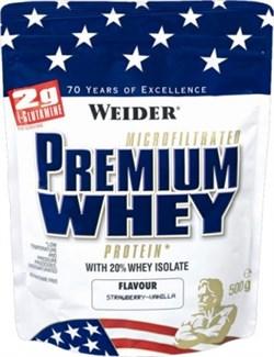 Weider Premium Whey Protein (500гр) - фото 5859
