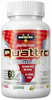 Maxler Quattro Formula (60таб) - фото 5868