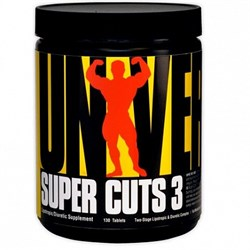 Universal Nutrition - Super Cuts 3 (130таб) - фото 5872